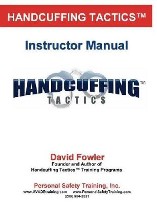 Handcuffing Tactics