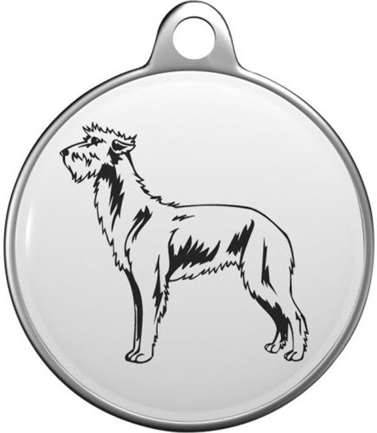 Deerhound Tommy Tag S015