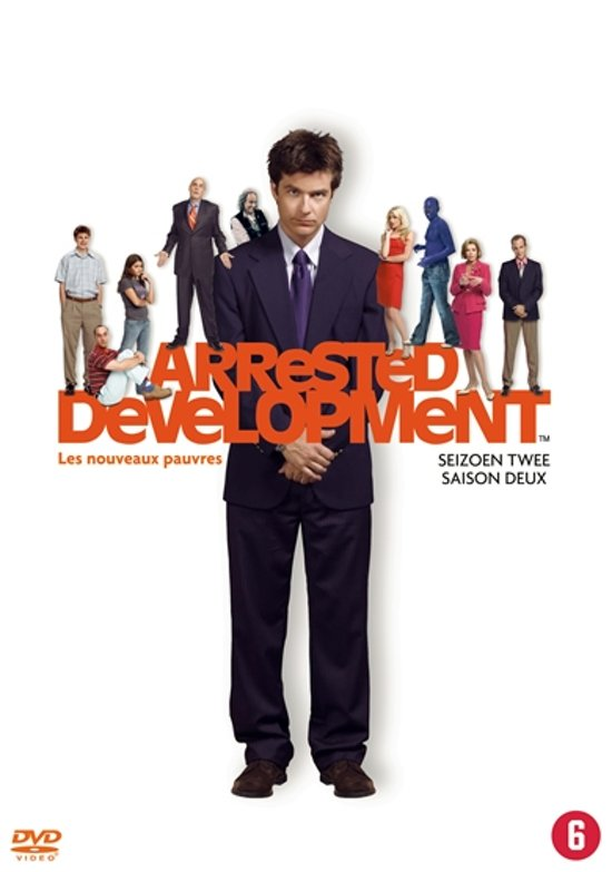 Dvd Arrested Development - Season 2 - 3 Disc