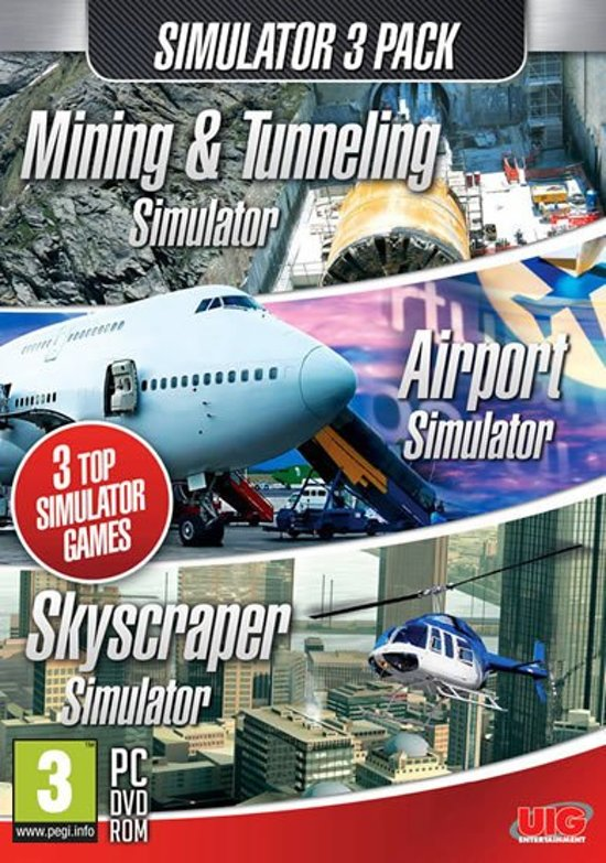 bol com | Simulatie Pack - Mining & Tunneling Simulator +
