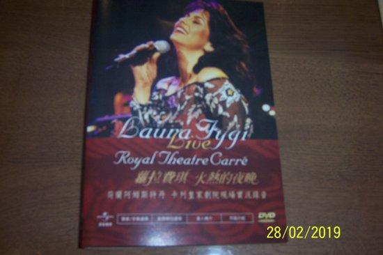 Laura Fygi - Live Carry 98