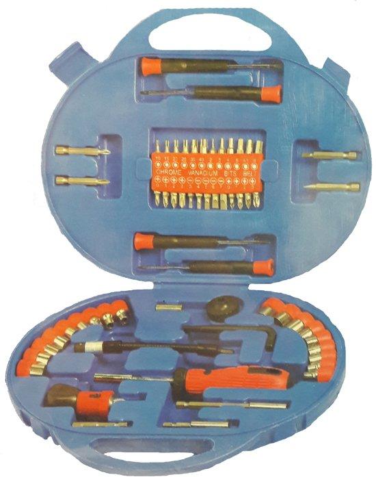 Kinzo gereedschapskoffer