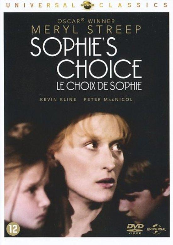DVD cover van Sophies Choice