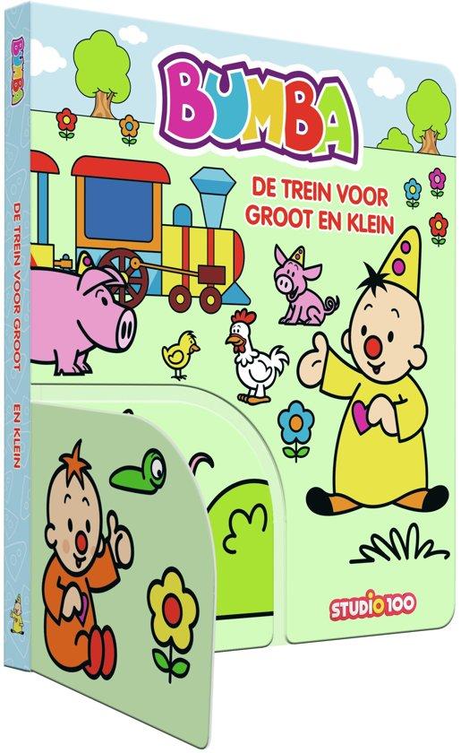 Boek cover Bumba - De trein voor groot en klein van Gert Verhulst (Hardcover)