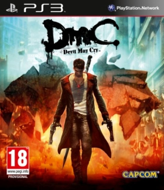 DmC Devil May Cry UK