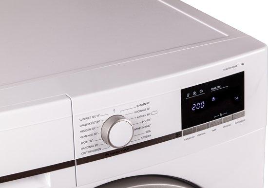 Sharp ESGFB7143W3BX - Wasmachine - wit