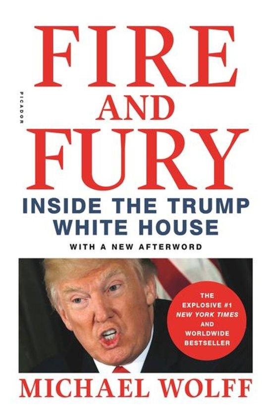 Afbeelding van Fire and Fury