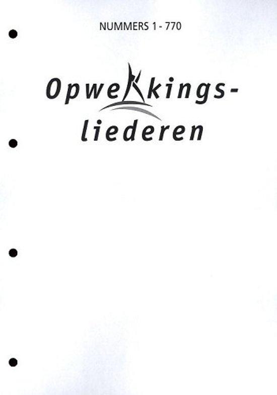 Opwekking tekst A4aanv 38 (759-770) - Diverse auteurs |