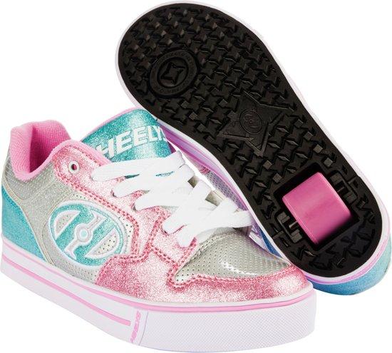Heelys Rolschoenen Motion - Sneakers - Kinderen - Maat 40,5 - Roze/Blauw