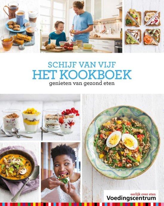 Schijf van vijf het kookboek