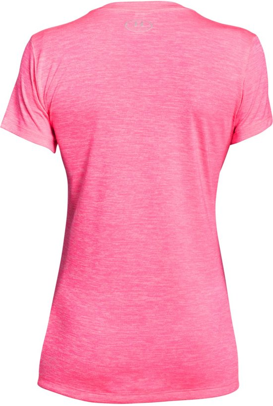 twist Tech Pink Sportshirt Maat Under DamesMojo Armour Ssv M htdsQrC