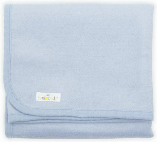 Little Lemonade 75x100cm baby blue