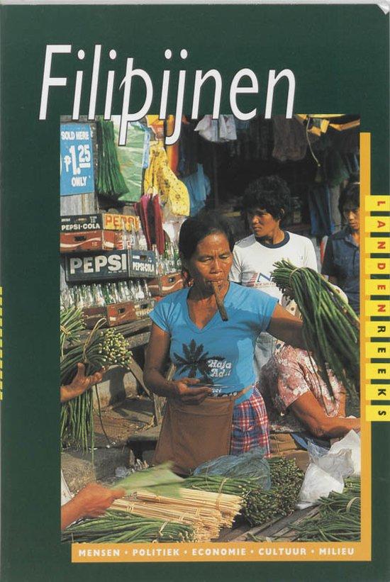 Boek cover Filipijnen van Erik Heijmans (Paperback)
