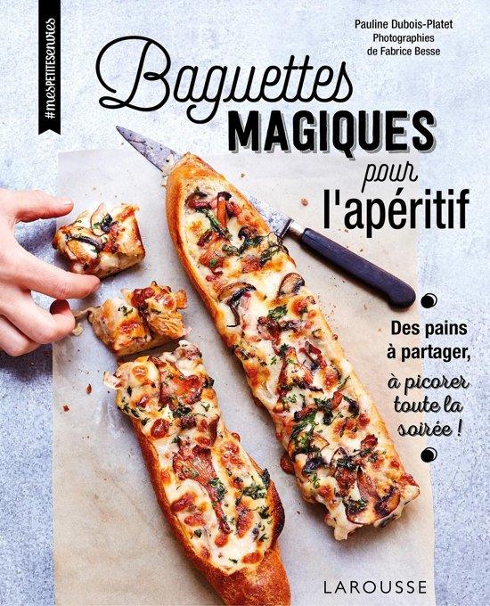 Bolcom Baguettes Magiques Pour Lapéritif Ebook Pauline Dubois
