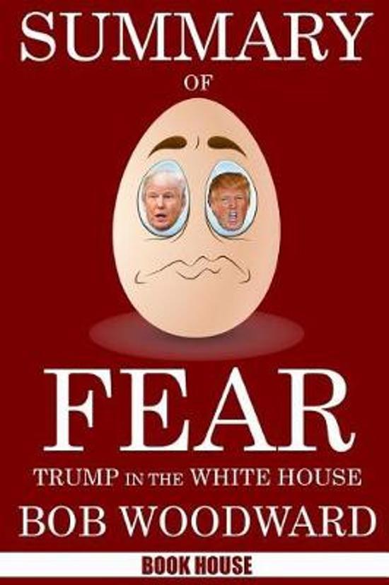 Boek cover Summary of Fear van Book House (Paperback)
