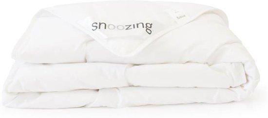 Snoozing Mont Ventoux - Dons - Zomerdekbed - Lits-jumeaux - 240x220 cm - Wit