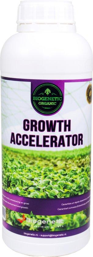 Biogenetic Growth accelerator biologisch organisch groei planten voeding - 1000ml