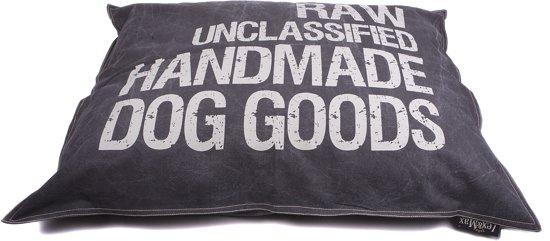 Lex & max unclassified hondenkussen rechthoek  120x80cm grijs