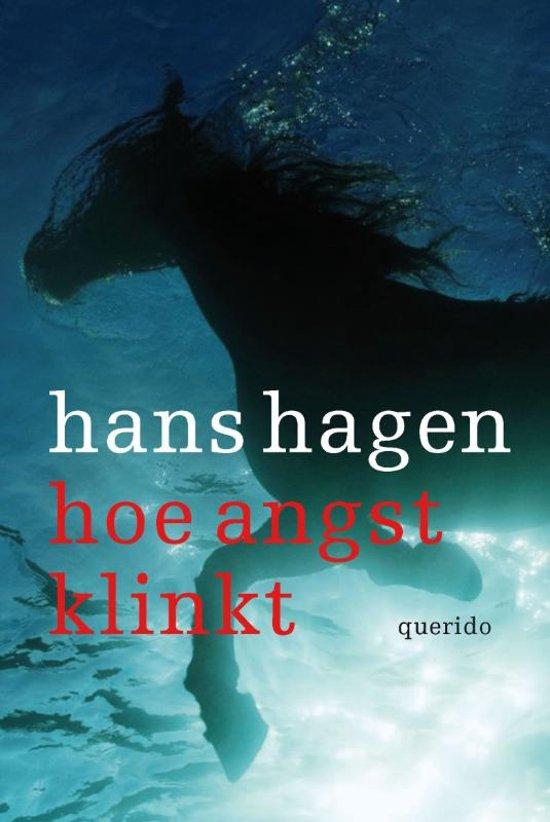 Cover van het boek 'Hoe Angst Klinkt' van Hans Hagen