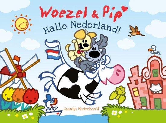 Nieuw bol.com   Woezel & Pip - Hallo Nederland, Guusje Nederhorst ET-99