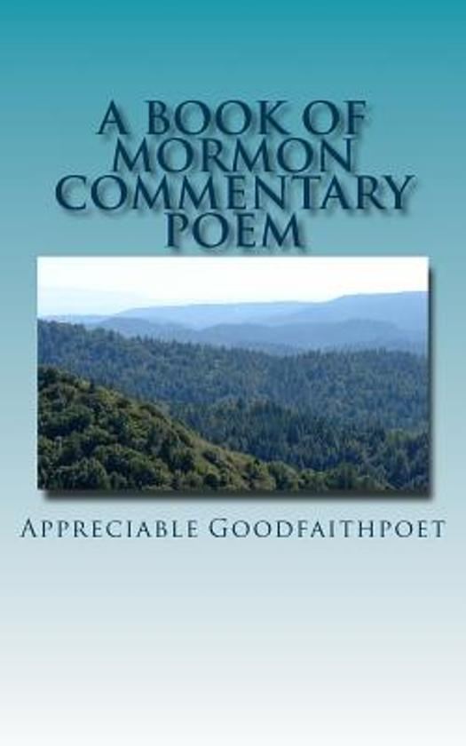 A Book of Mormon Commentary Poem