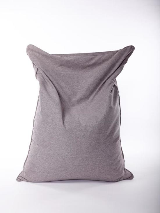 Xoft Living Maxi Cushion Zitzak Grijs 120x150cm