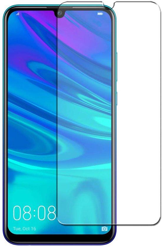 watch 8f34d 3d4e8 Huawei P Smart 2019 Screenprotector Glazen Gehard   Case Friendly    Tempered Glass - van iCall