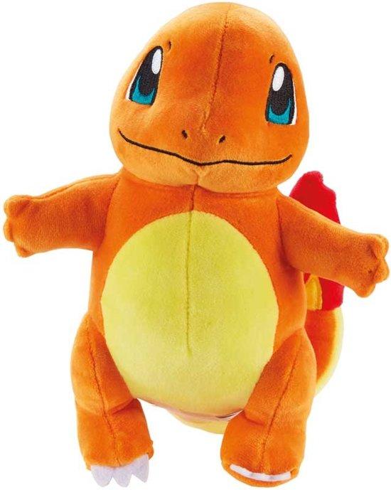 Afbeelding van Charmander knuffel 23cm | Origineel | GIFT QUALITY | Pokemon knuffel | Charmander 8 inch plush