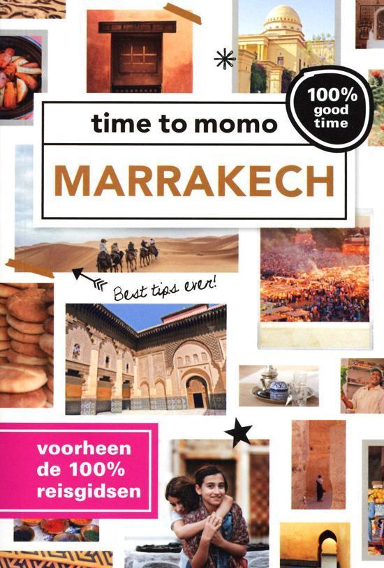 Cover van het boek '100% Marrakech' van Astrid Emmers