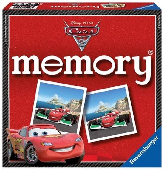 Afbeelding van het spel Ravensburger Disney Cars memory®