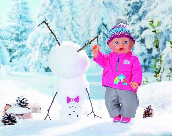 BABY born® Play&Fun Deluxe Winter Set - Kleertjes