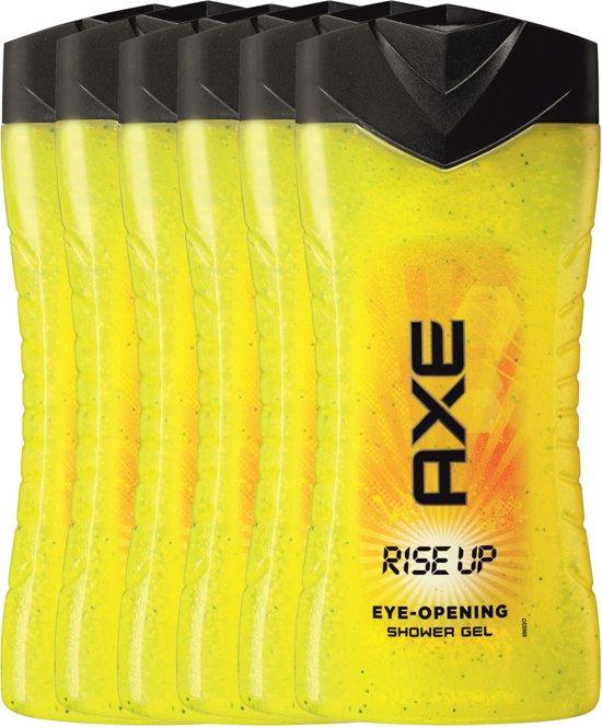 Axe rise  - 250 ml - shower gel - 6 st - voordeelverpakking