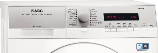AEG LAVAMAT LSPECIAL8 - Wasmachine