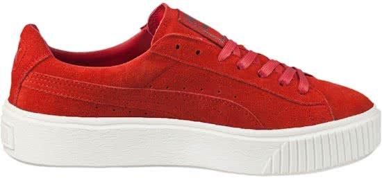 Puma Chaussures Rouges Pour Les Femmes rY03M