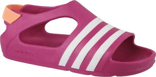 new styles 06620 b5266 adidas Adilette Slippers Kinderen - Roze