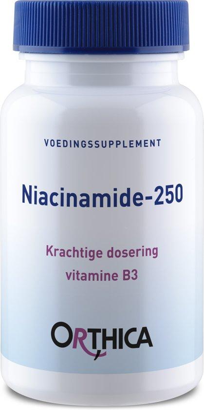 Orthica Niacinamide-250  (vitaminen)