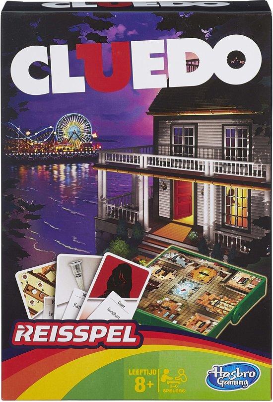Cluedo Reisspel