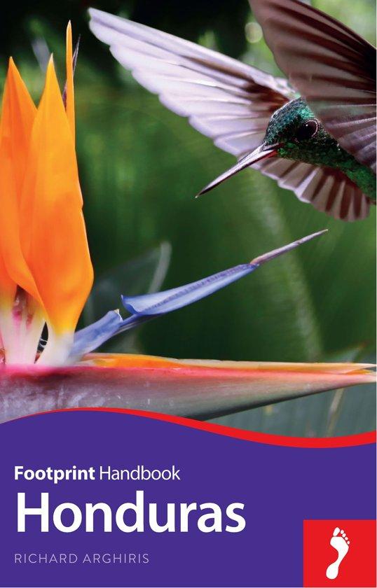 Footprint Reisgids Honduras
