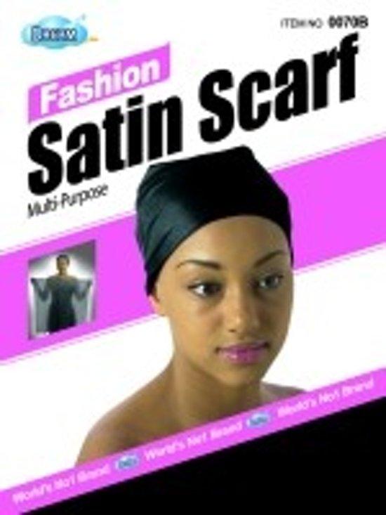 Dream Fashion Satin Scarf