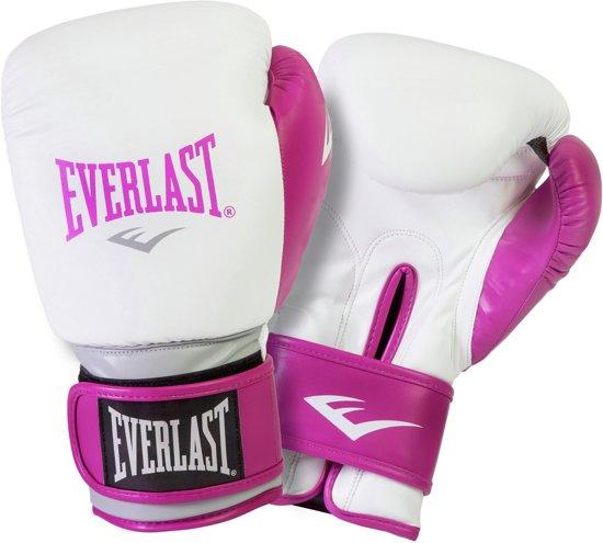 Everlast Women's Boxercise Set | boxhandschoenen wit en roos