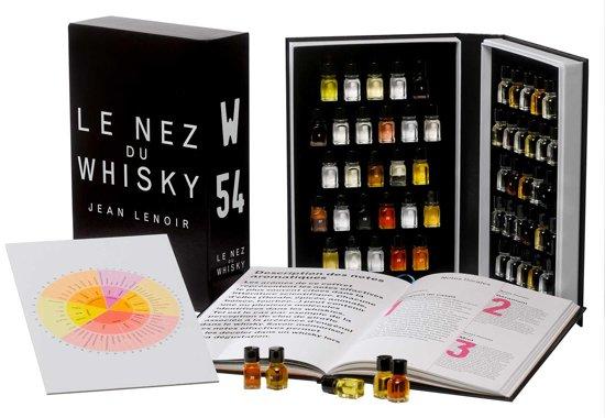 Le Nez du Whisky (engelstalig)