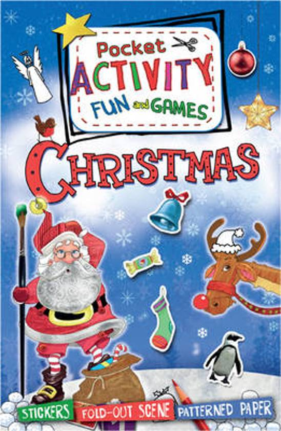Pocket Activity-Christmas