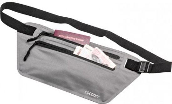 Cocoon Secret Waist Wallet - Blauw