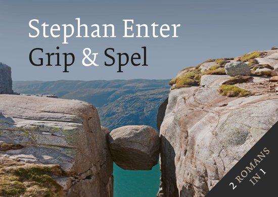 Boek cover Grip + Spel - dwarsligger (compact formaat) van Stephan Enter (Onbekend)