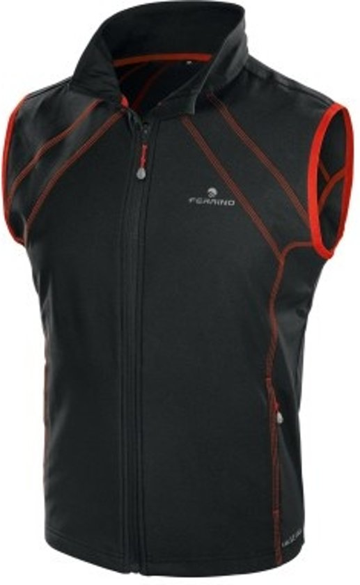 Ferrino Rubondo Unisex Maat Zwart Xl Vest vm0w8Nn