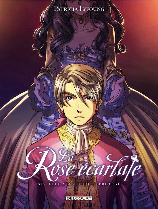 La Rose écarlate T14