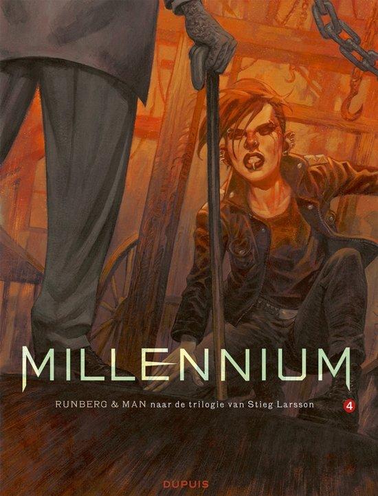 Millennium 04. stieg larson's millennium 4/6: de vrouw die met vuur speelde