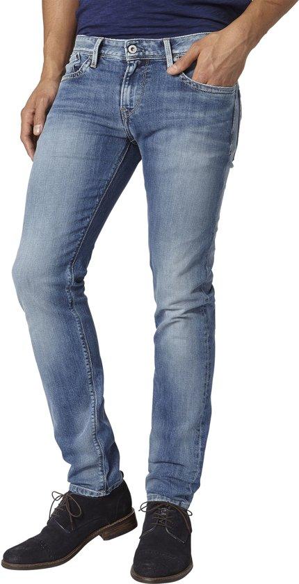 Pepe Jeans Spijkerbroek Hatch Streaky Slim Fit W32 L32