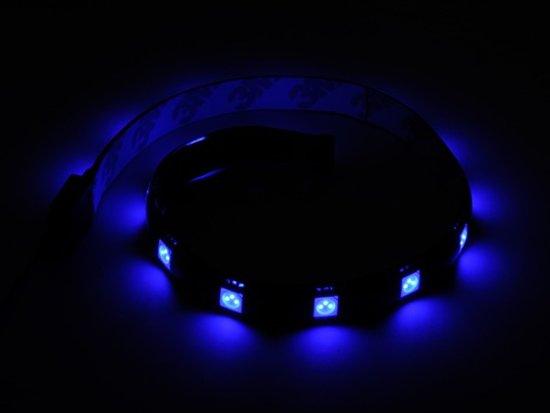 Silverstone SST-LS01 3.6W Blauw LED-lamp