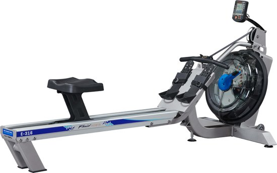 Roeitrainer First Degree E316 Fluid Rower
